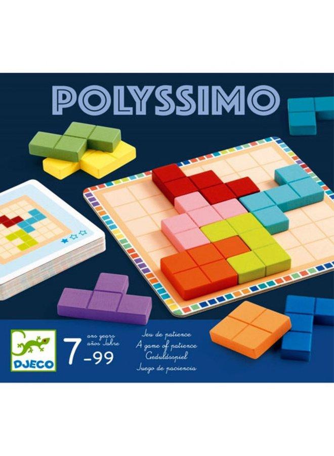 Djeco | spel | polyssimo