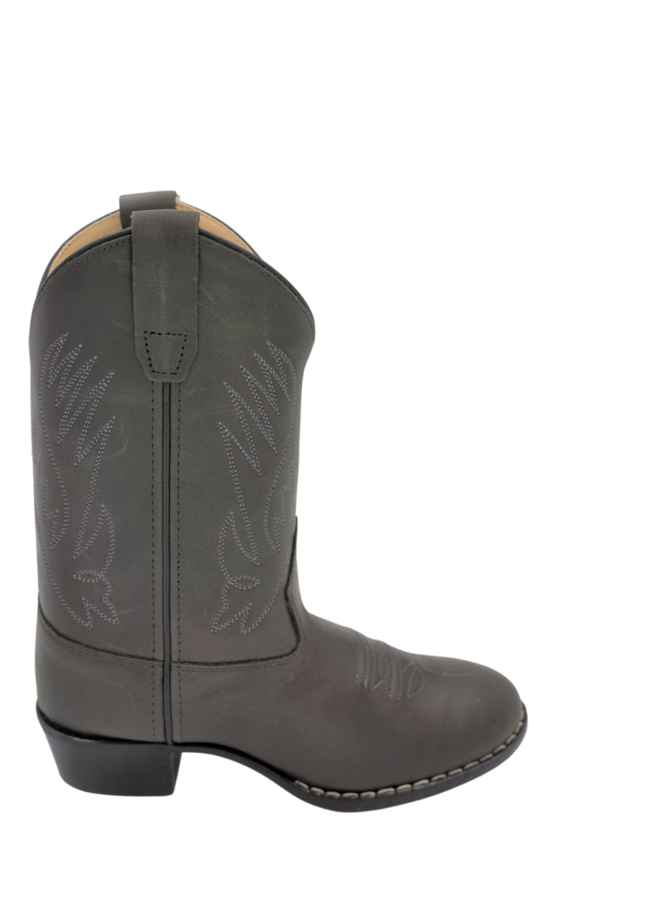 Bootstock | western boot | cloudy