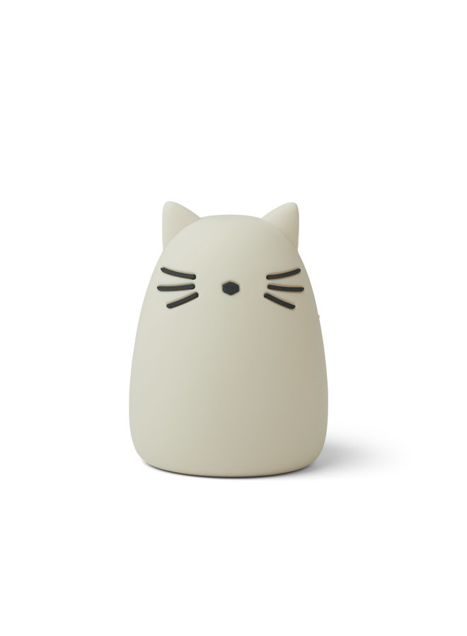 Liewood | winston night light | cat sandy