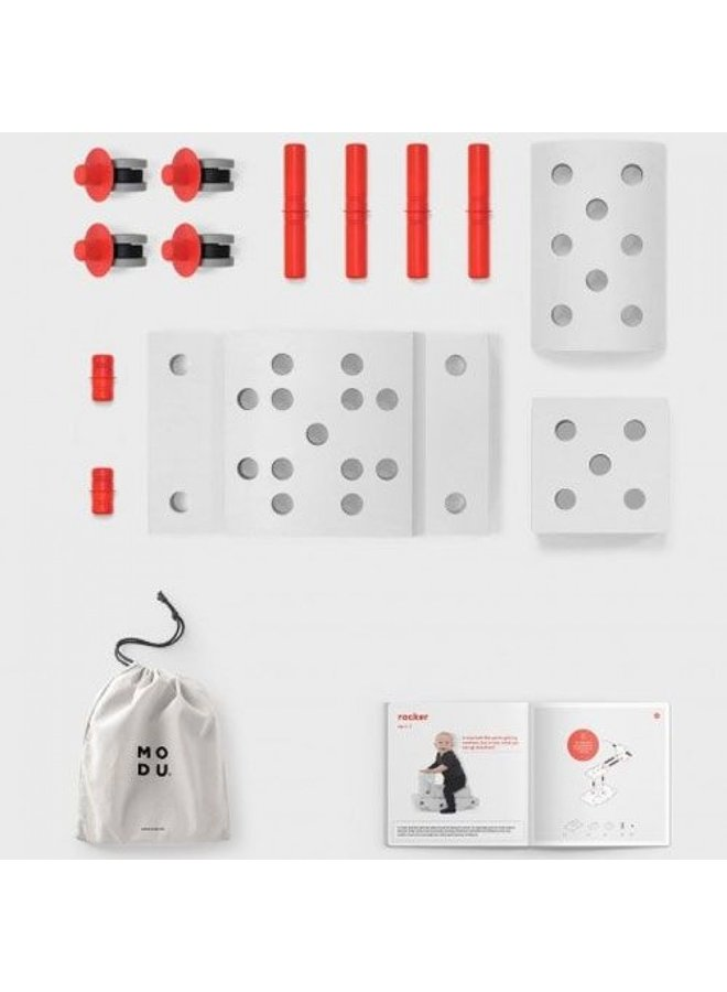 Modu | curiousity kit red