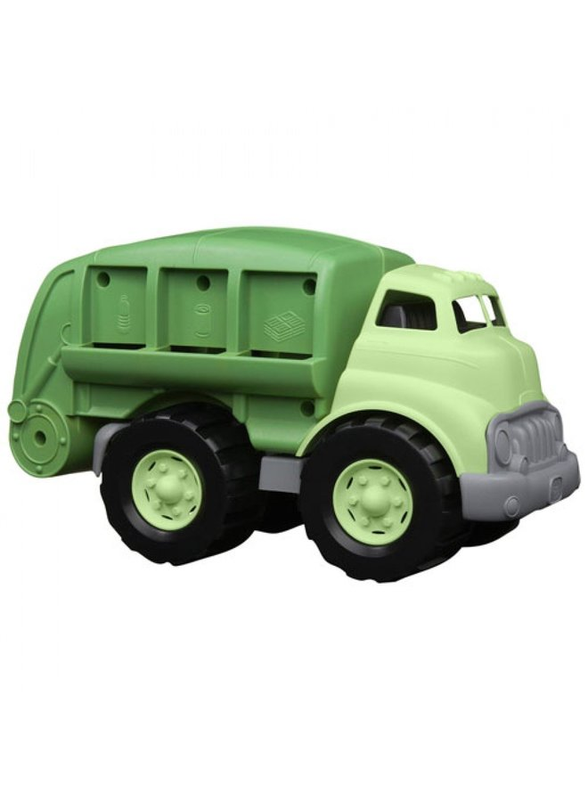 Green toys | recycle truck