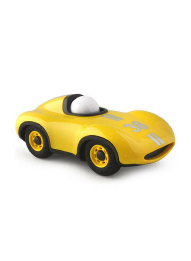 Playforever | speedy le mans yellow