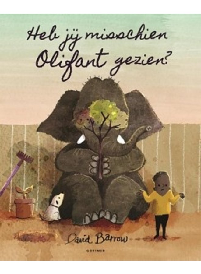 Boeken | heb jij misschien olifant gezien | 4+