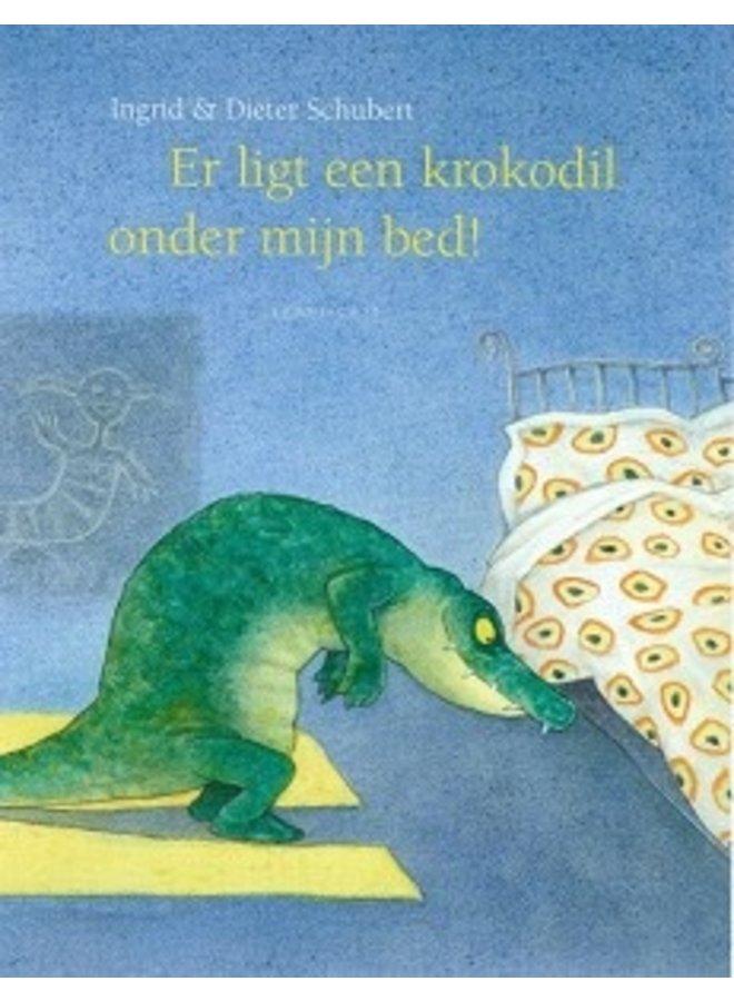 Boeken | er ligt een krokodil onder mijn bed | 4+