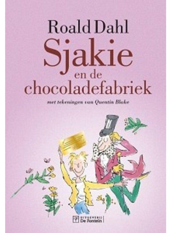 Boeken   sjakie en de chocoladefabriek   8+