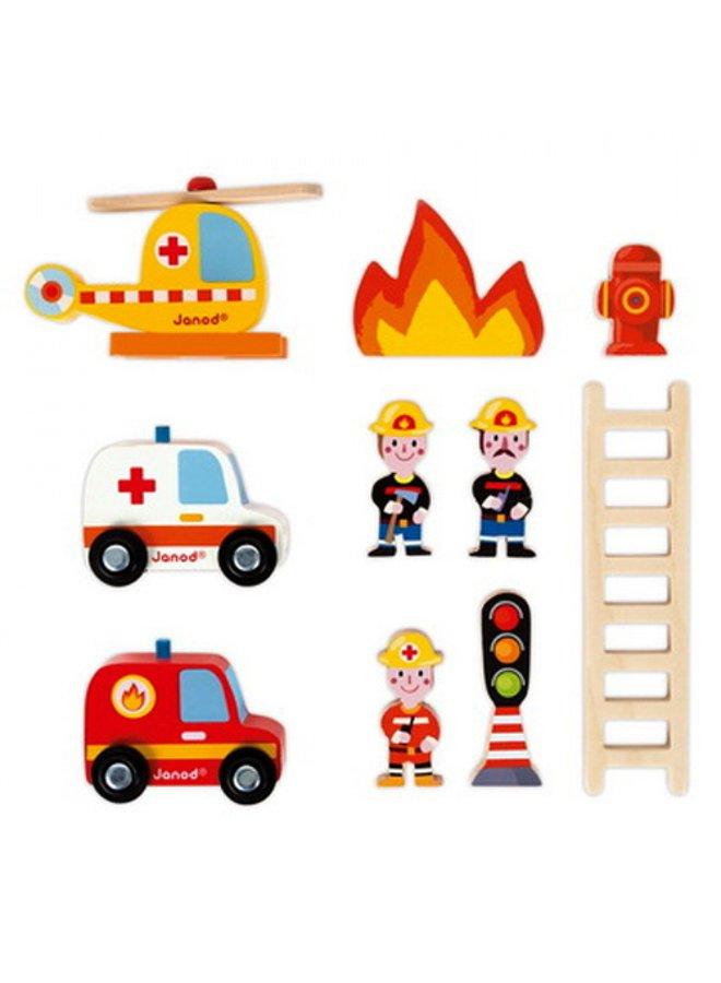 Janod | brandweerkazerne