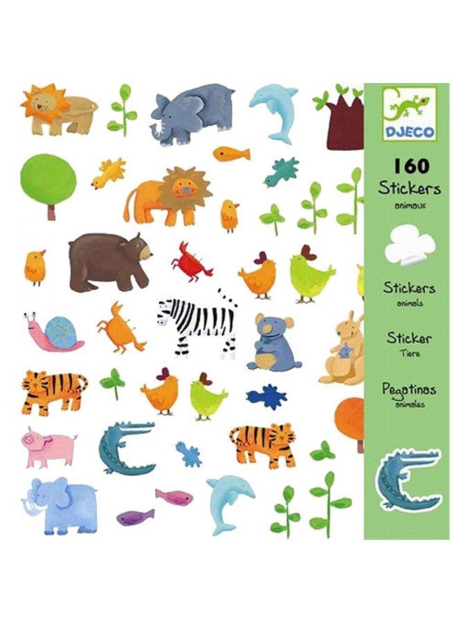 Djeco | stickers | animals