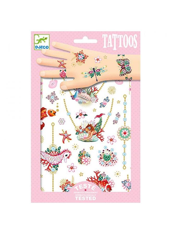 Djeco | tattoos | fiona her jewels