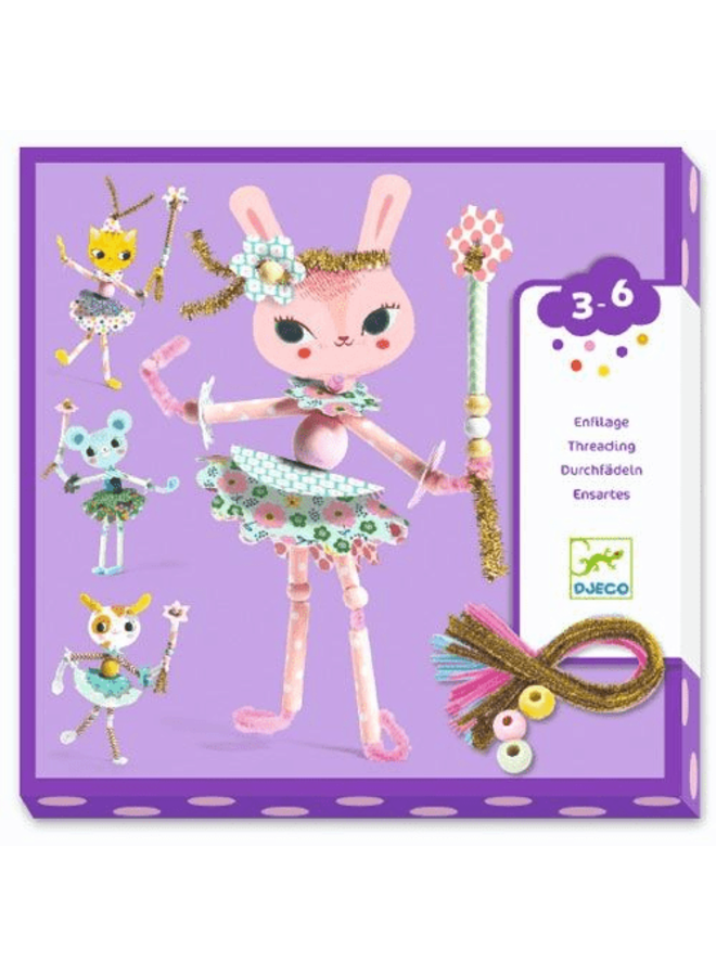 Djeco | knutselpakket | feeen
