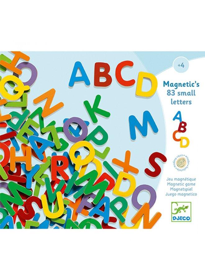 Djeco   magnetische letters
