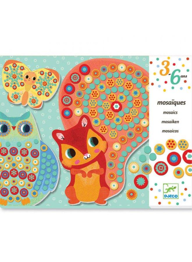 Djeco | mozaiek | millefiori