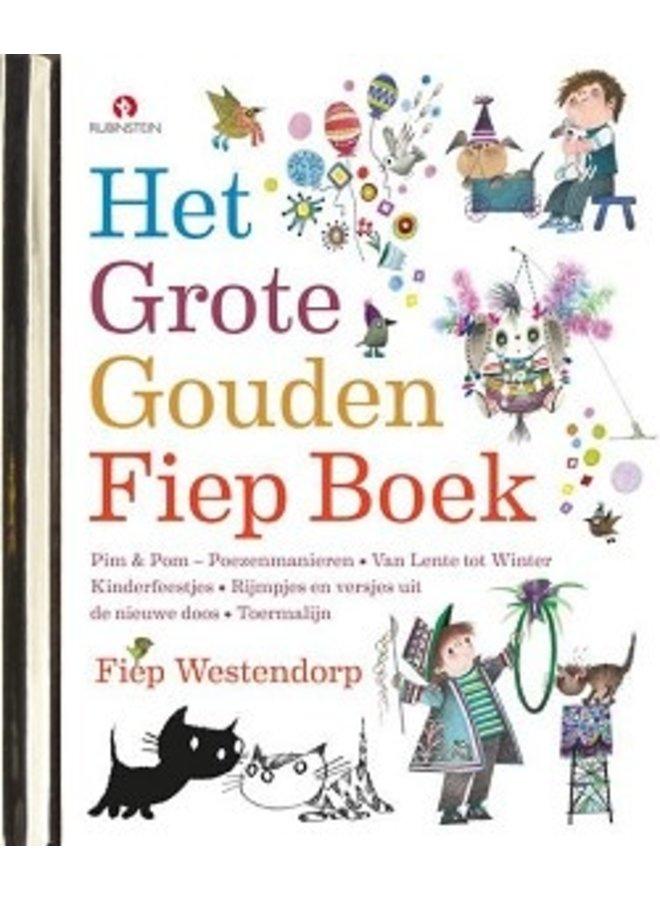 Boeken | gouden voorleesboek | het gouden fiep boek | 4+