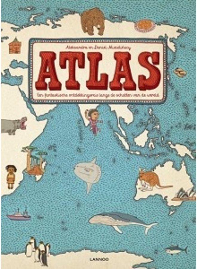 Boeken | atlas | 6+
