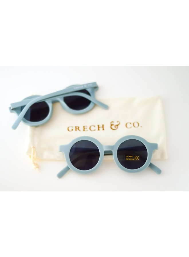 Grech & Co | kinderzonnebril | light blue