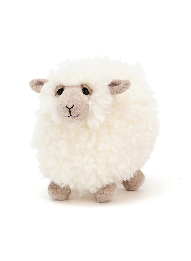 Jellycat | rolbie sheep cream small
