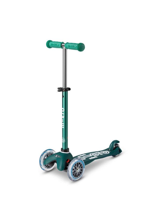 Micro   mini step deluxe   groen   eco