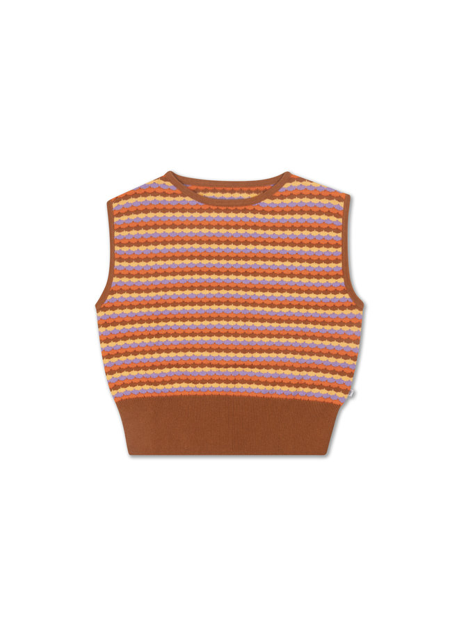 Repose AMS | knit spencer | retro rounds