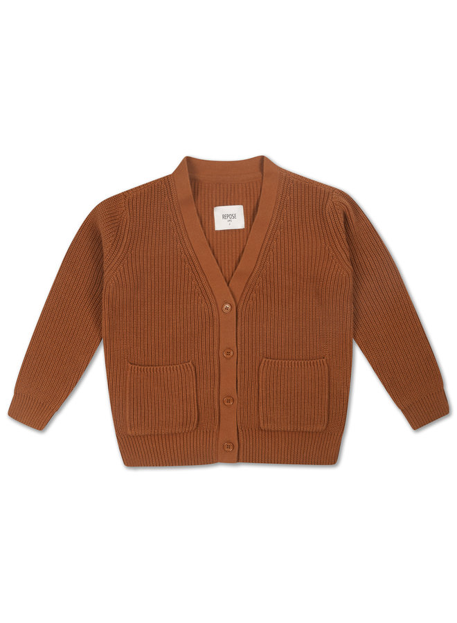 Repose AMS | knit cardigan | butterum