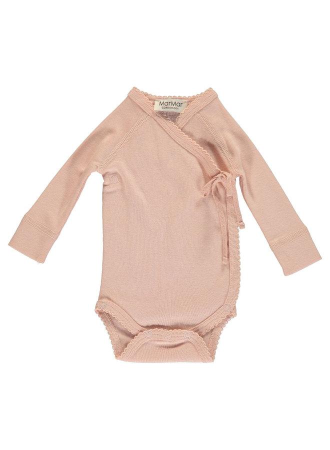 MarMar | belita | newborn romper | rose