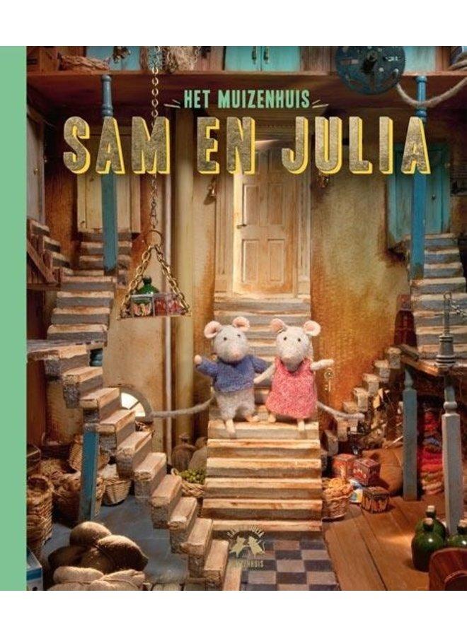 Boeken | muizenhuis 1: sam en julia | 4+