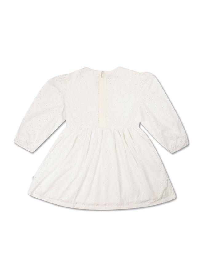 Repose AMS | puffy dress | crisp white