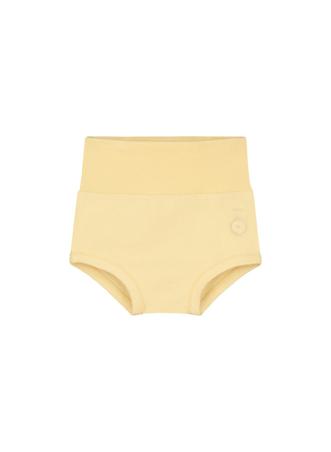 Gray Label | baby shorts | mellow yellow