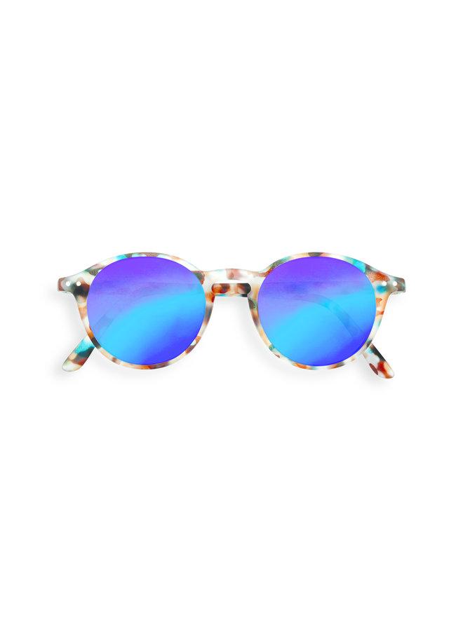 Izipizi | #d sun junior | blue tortoise mirror