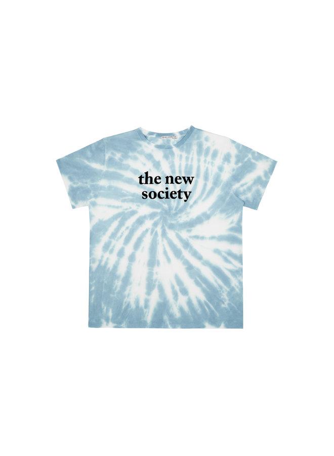 The New Society | the new society tee | deep blue