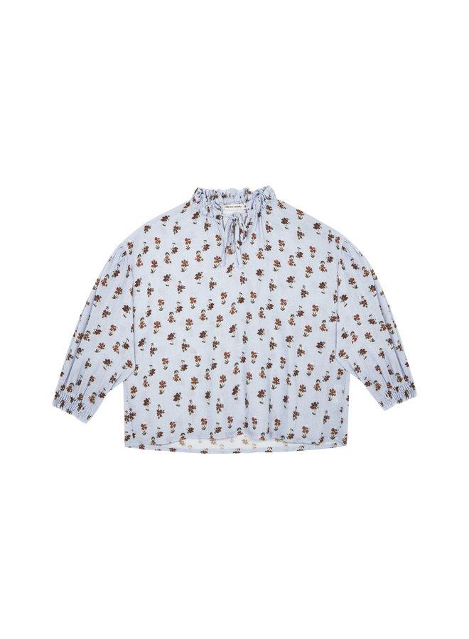 The New Society | olivia blouse | daisy flower