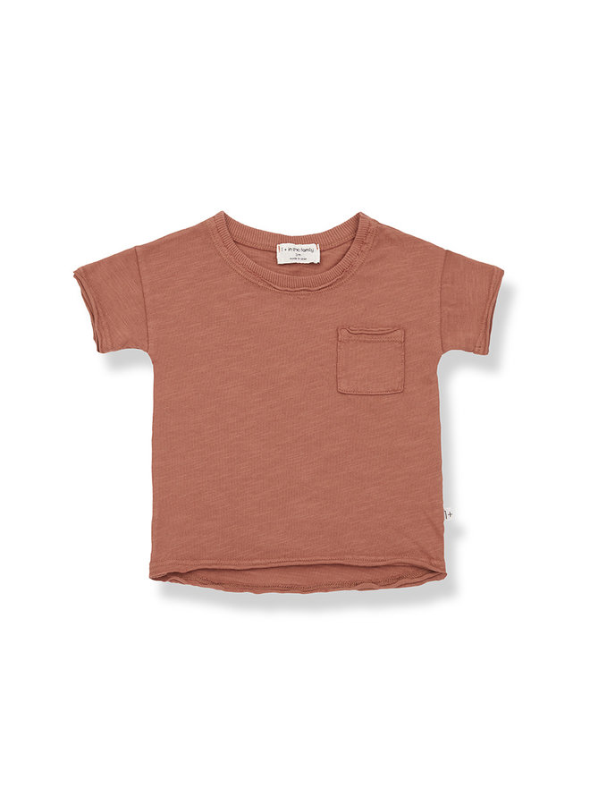 1+ in the family | nani s.sleeve t-shirt | roibos