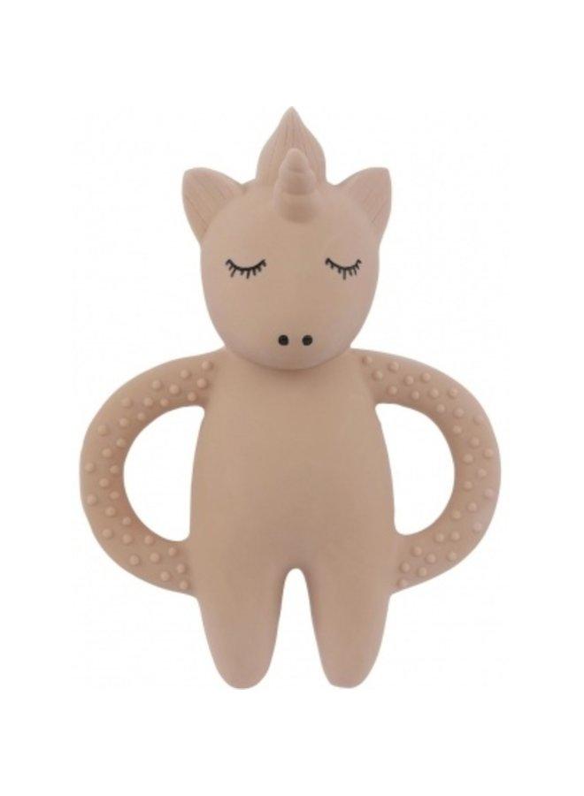 Konges Slojd  | teeth soother | unicorn