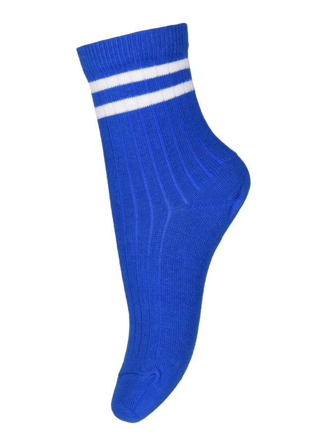 MP Denmark | benn socks | cobalt blue