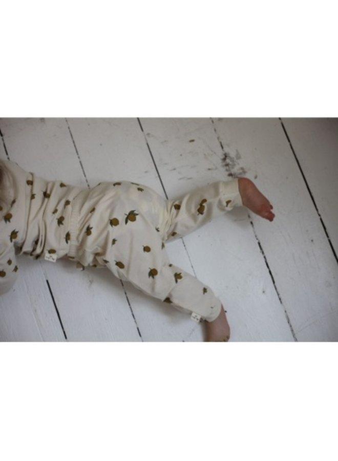 Konges Slojd  | new born pants | lemon