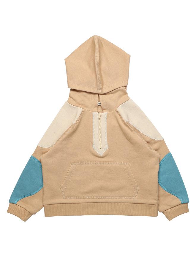 The New Society | dorian sweater | camel