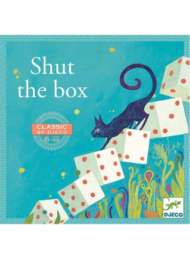 Djeco | strategiespel | shut the box