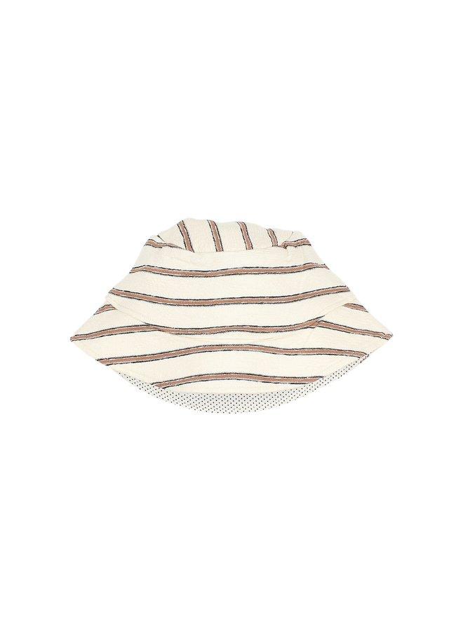 Buho | suki navy hat | cocoa