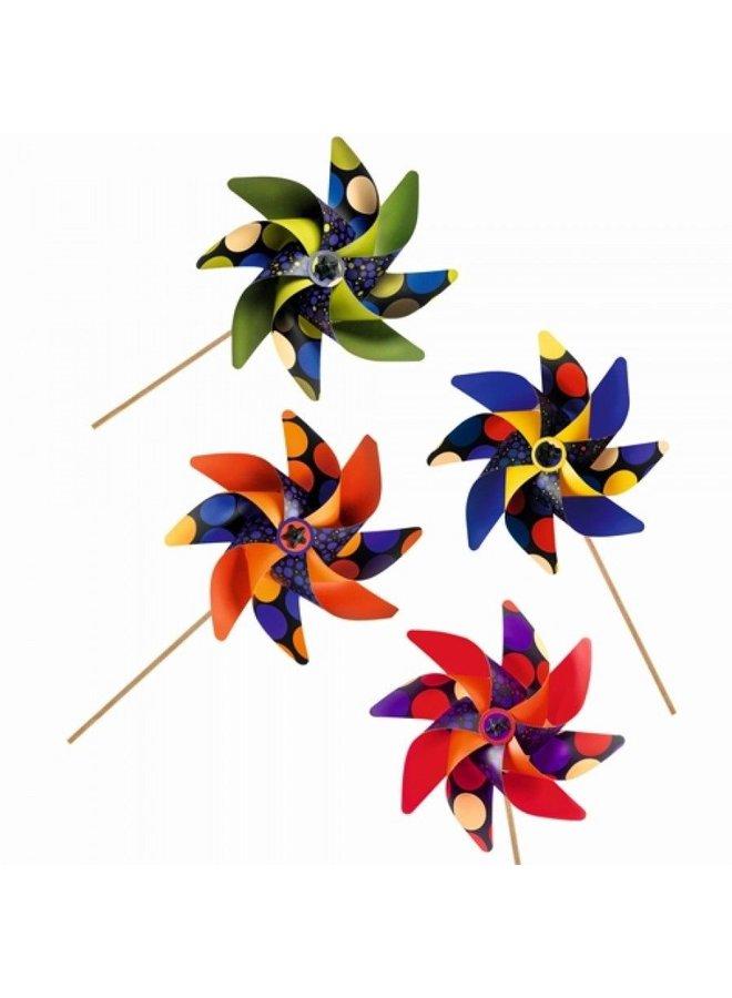 Djeco | knutselpakket | windmolentjes