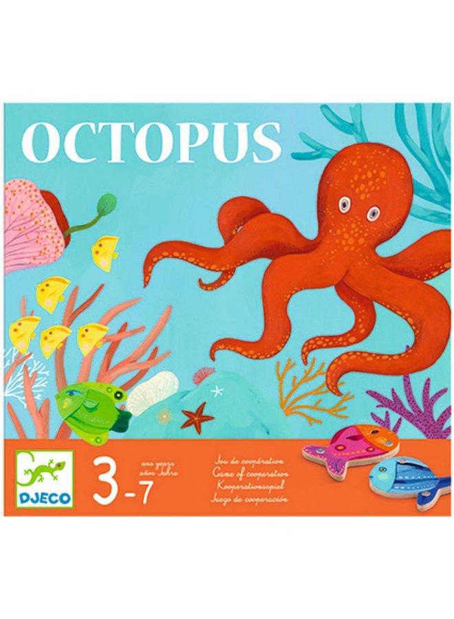 Djeco | spel | octopus