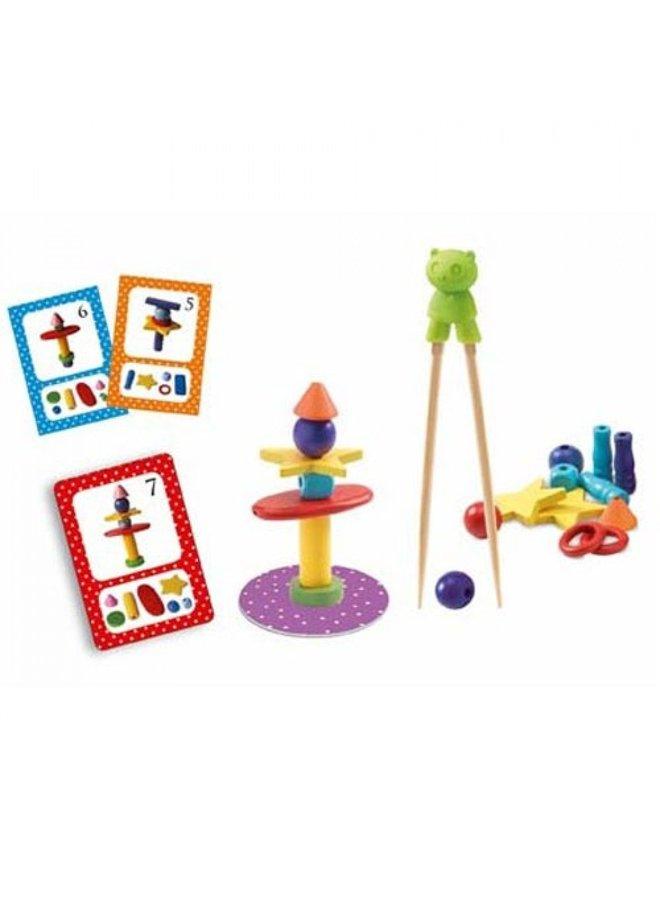 Djeco | evenwichtsspel | totem zen