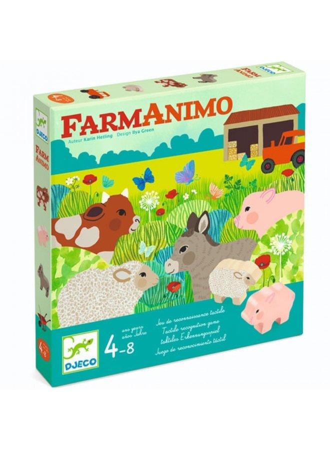 Djeco | samenwerkingsspel | farm animo