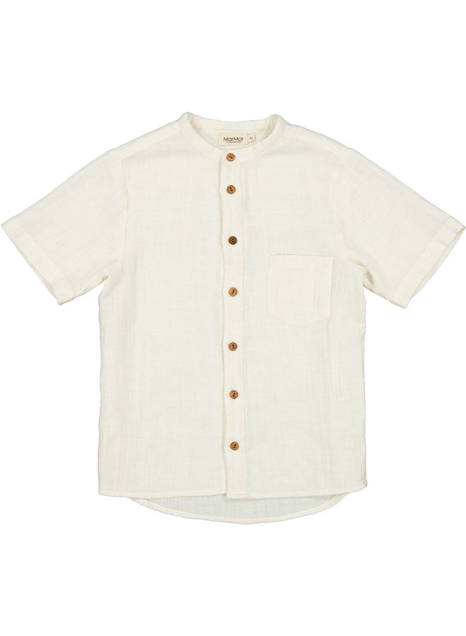 MarMar | theodor ss | top | off white
