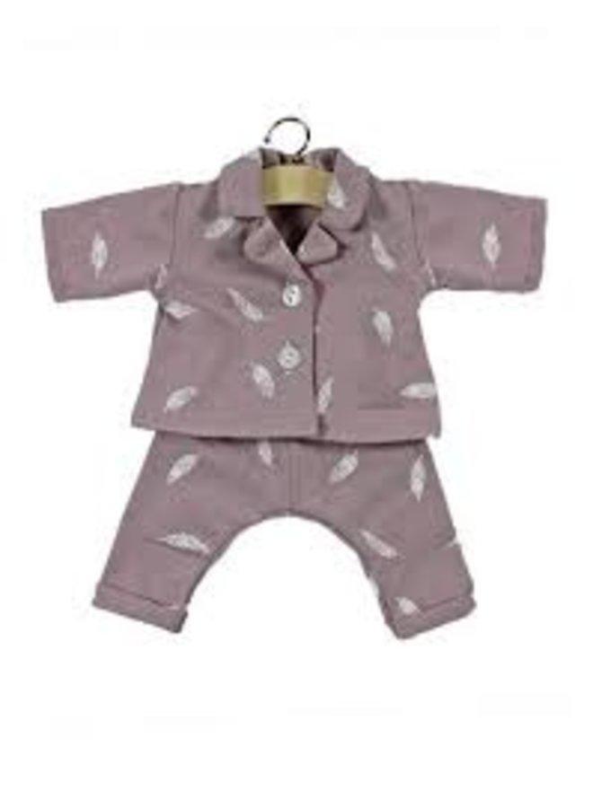 Minikane | poppenkleertjes | pyjama lila