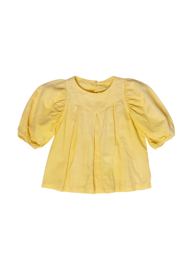 Maed for mini | casual canary | blouse
