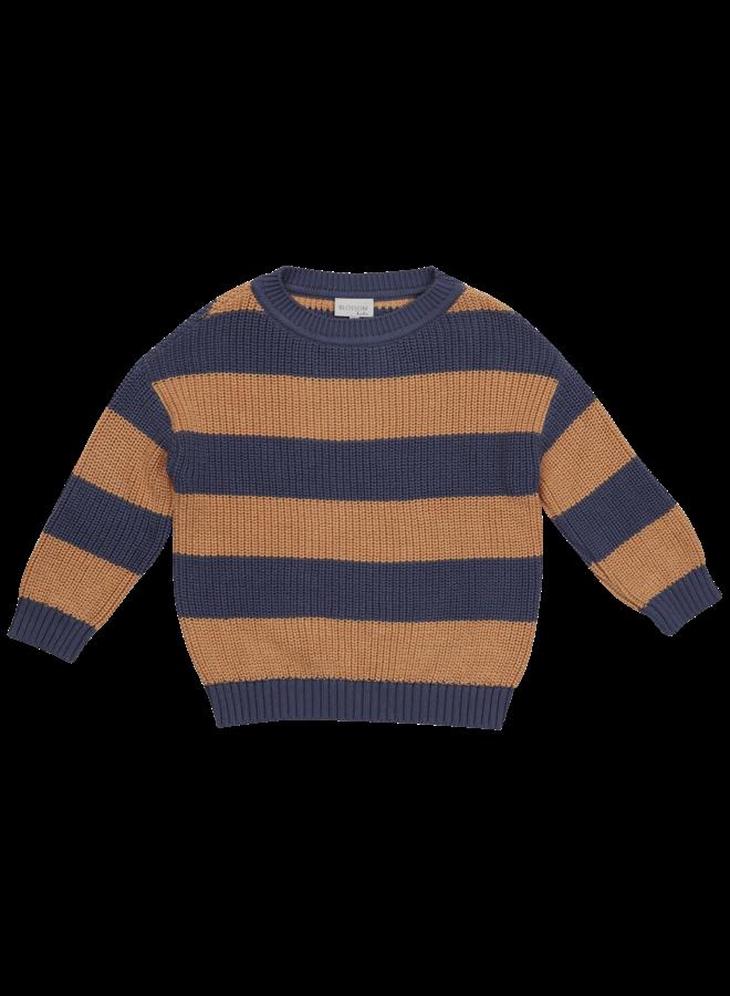 Blossom Kids | knitted jumper | chuncky stripes