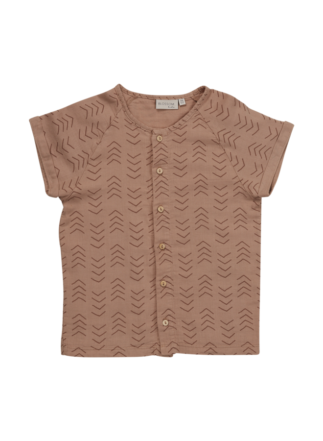 Blossom Kids | shirt short sleeve | arrow harmony