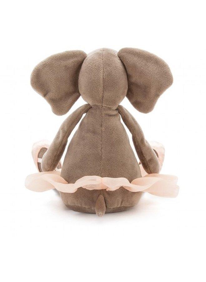 Jellycat | dancing darcey elephant small
