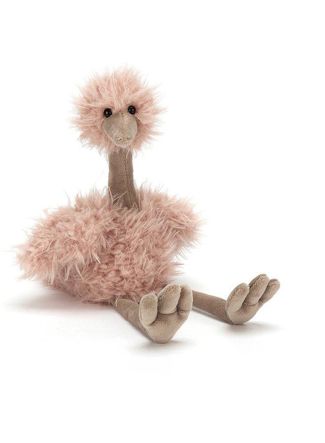 Jellycat   bonbon ostrich