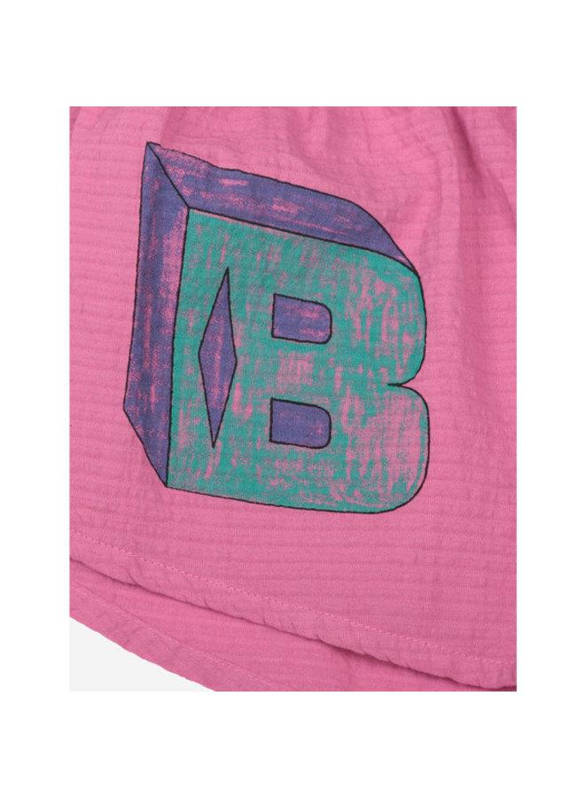 Bobo Choses | bc squared woven short