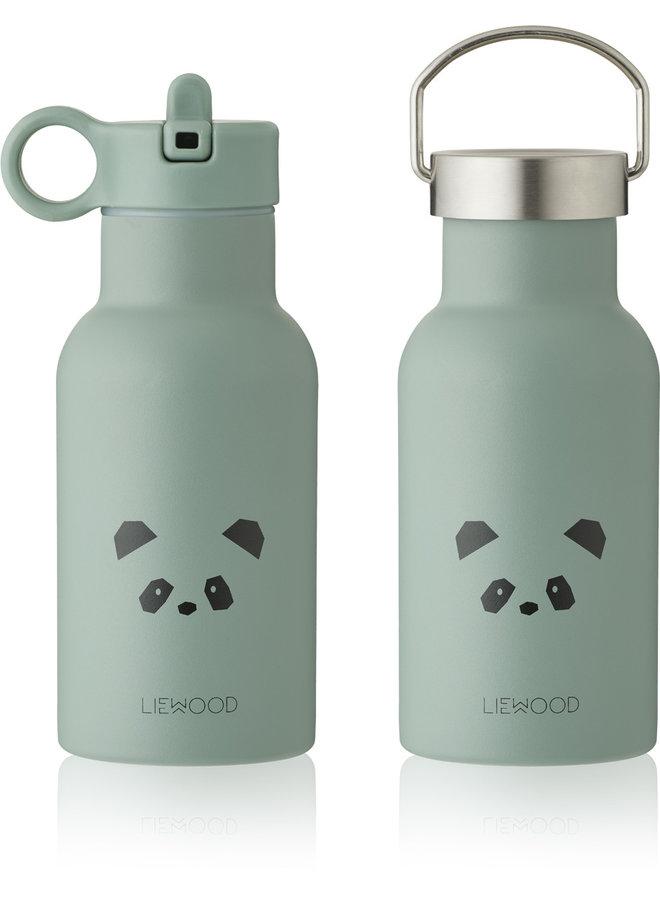 Liewood | anker water bottle | panda peppermint