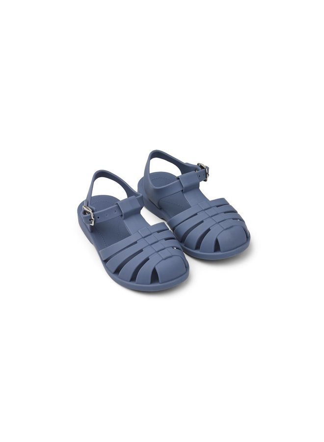 Liewood   bre sandals   blue